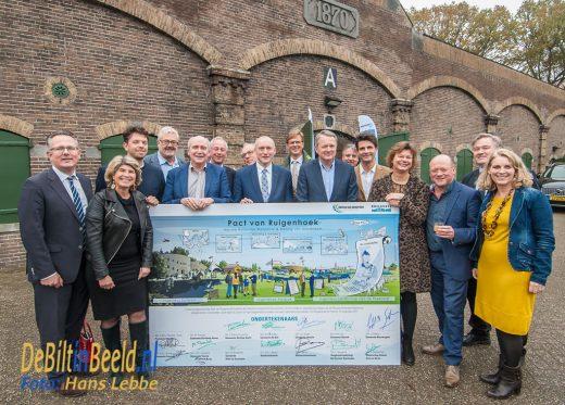 Pact van Ruigenhoek Nieuwe Hollandse Waterlinie