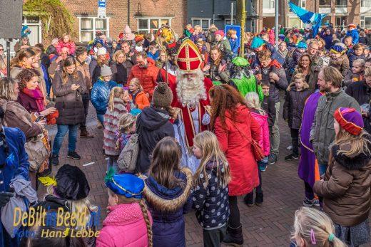 Sinterklaas Intocht De Bilt Oude Dorp