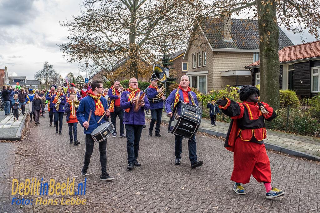 Sinterklaas intocht Maartensdijk