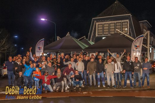 Gilde Personeel Bilthoven eindejaarsborrel 2017
