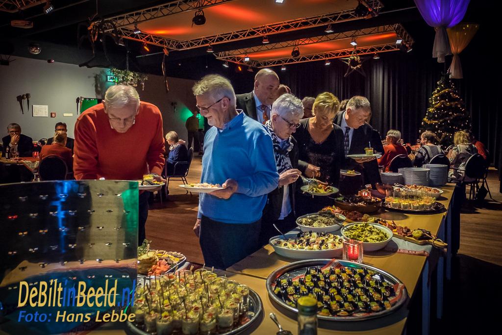 HF Witte Kerstdiner Open Kaart Bridgeclub Bilthoven