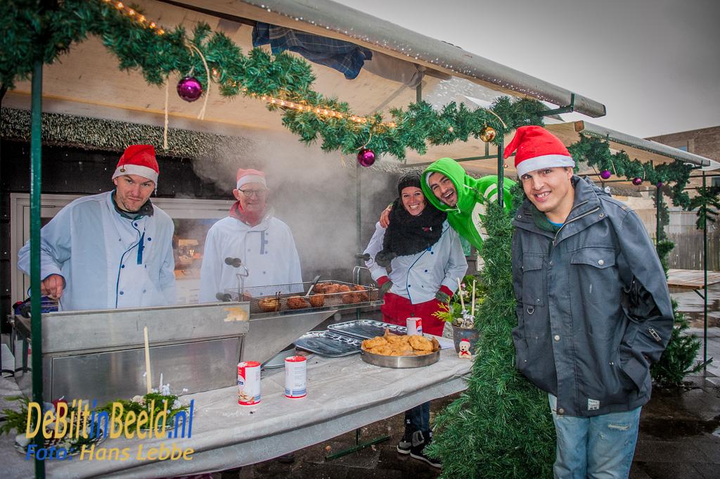 Kerstmarkt Schaapskooi Bilthoven