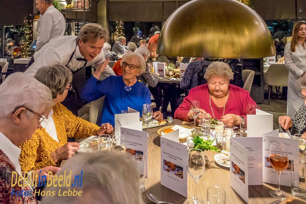 Ouderen Diner Van der Valk De Bilt Biltsche Hoek Rotary De Bilt Bilthoven