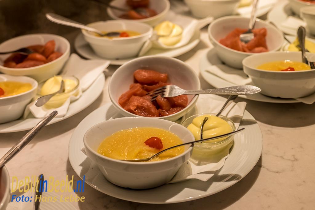 Ouderen Diner Van der Valk De Bilt Biltsche Hoek Rotary De Bilt Bilthoven Kers op de Appelmoes
