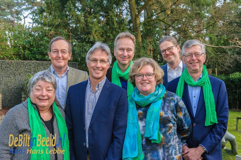 D66 De Bilt Kandidaten gemeenteraadsverkiezingen 2018