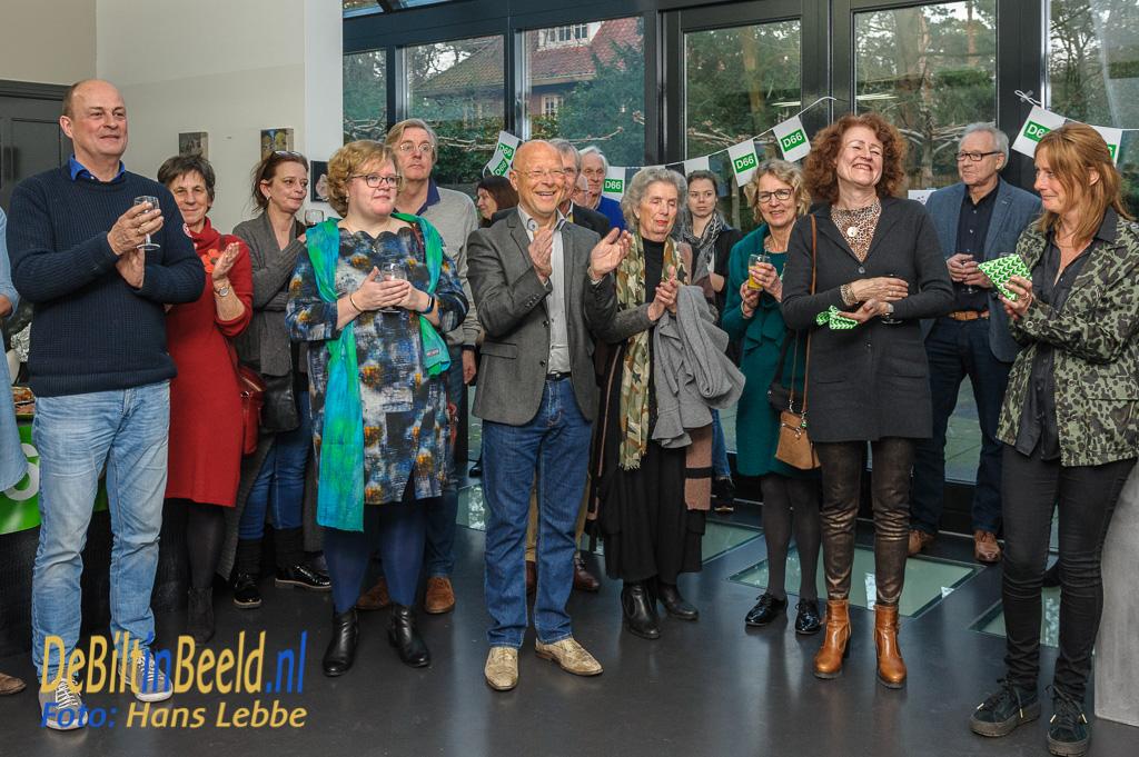 D66 De Bilt aftrap verkiezingscampagne 2018