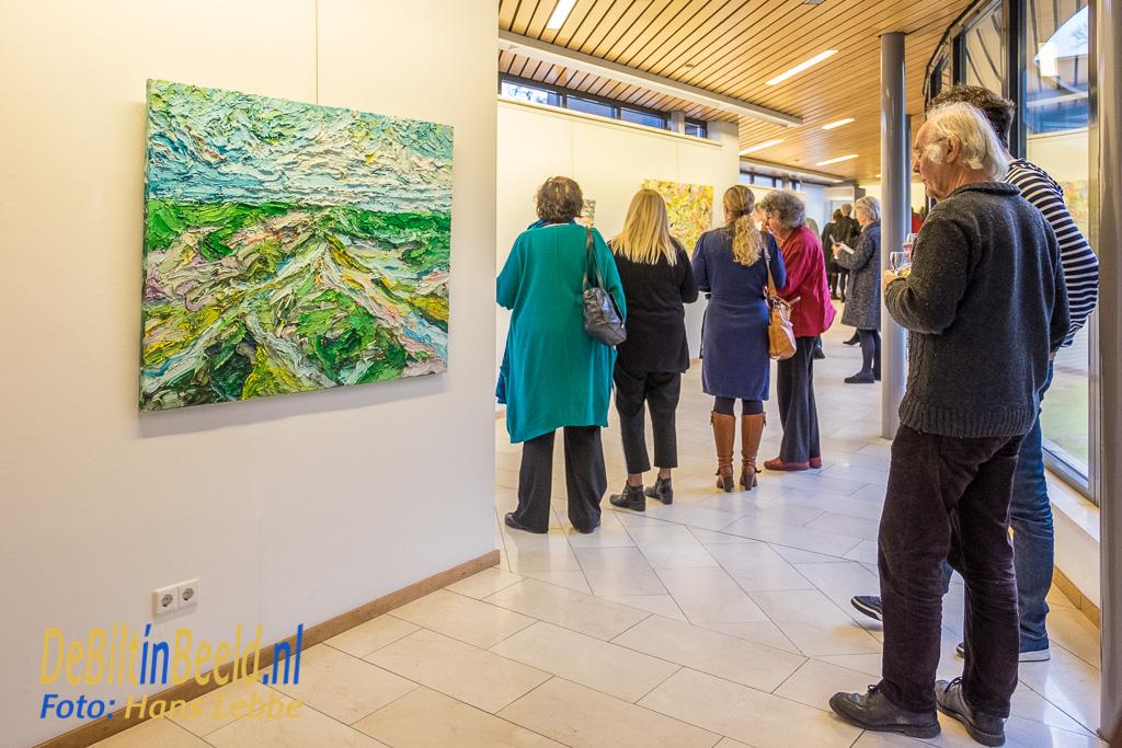 Opening Arttraverse Thea Figee en Marie José Robben