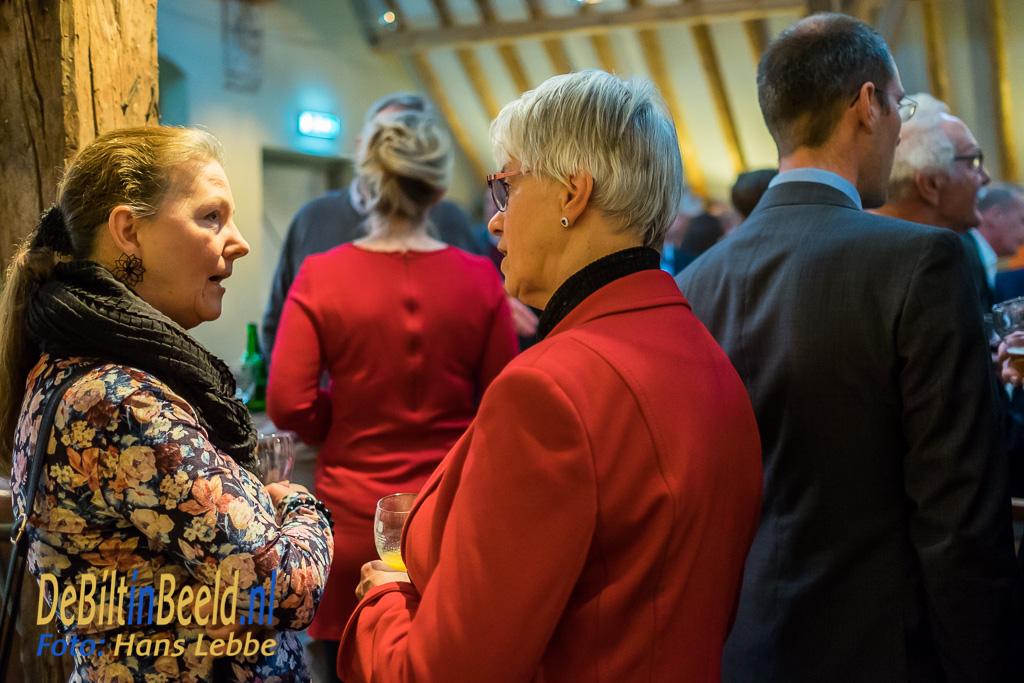 VVD De Bilt Nieuwjaarsborrel Stal Den Eijck