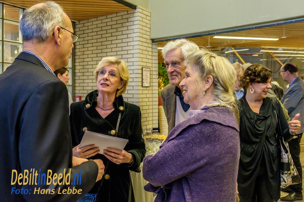 Afscheid Ernest Schuler gemeente De Bilt