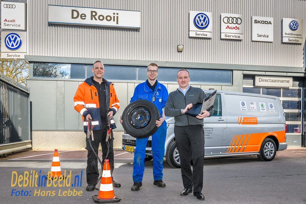 De Rooij De Bilt Mobiliteitsservice voor Volkswagen, Audi, Skoda en Volkswagen Bedrijfswagens