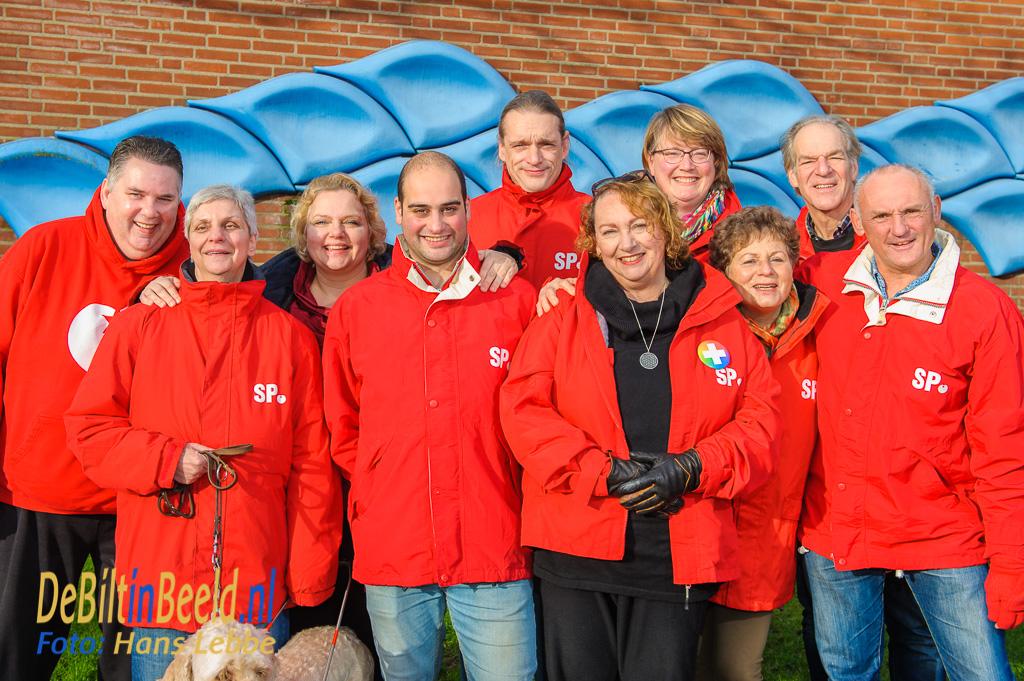 SP De Bilt: Kandidaten Gemeenteraadsverkiezingen 2018