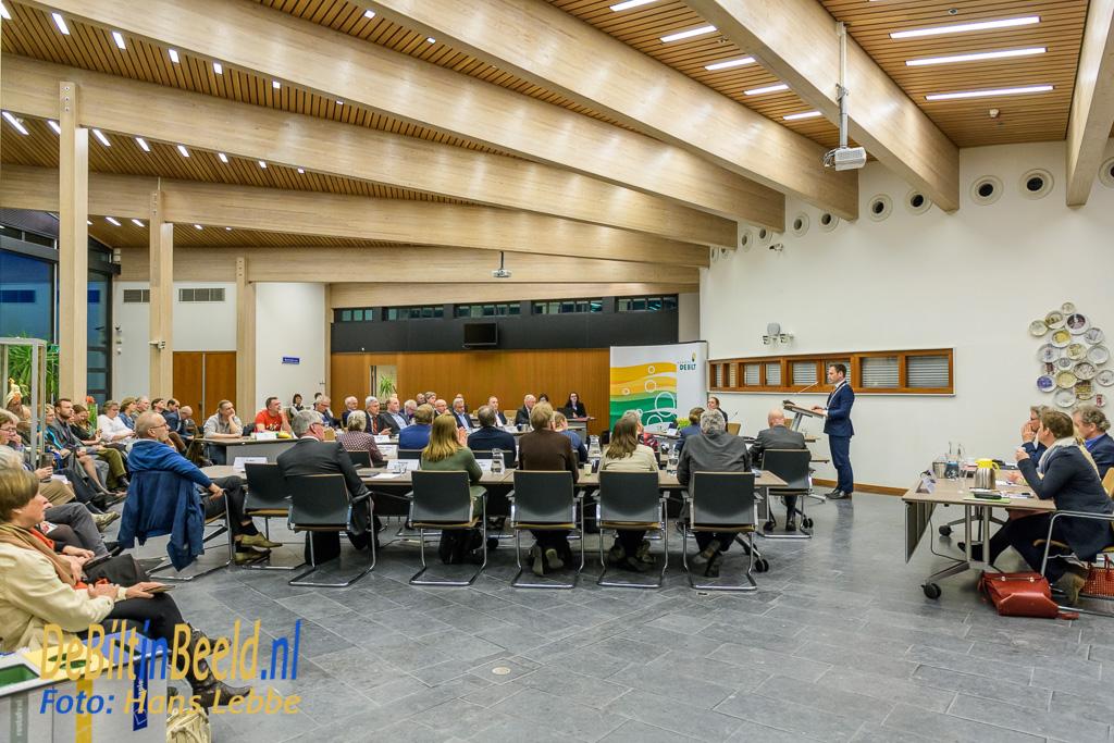 Gemeente De Bilt afscheid raadsleden 2018