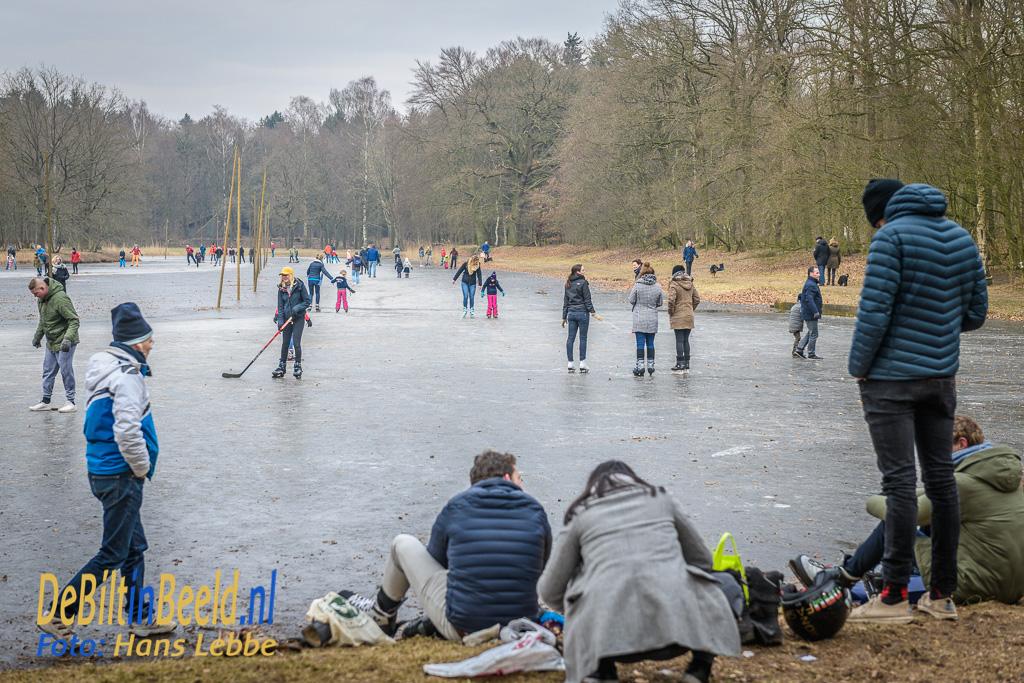 IJBM Schaatsen op de ijsbaan De Bilt