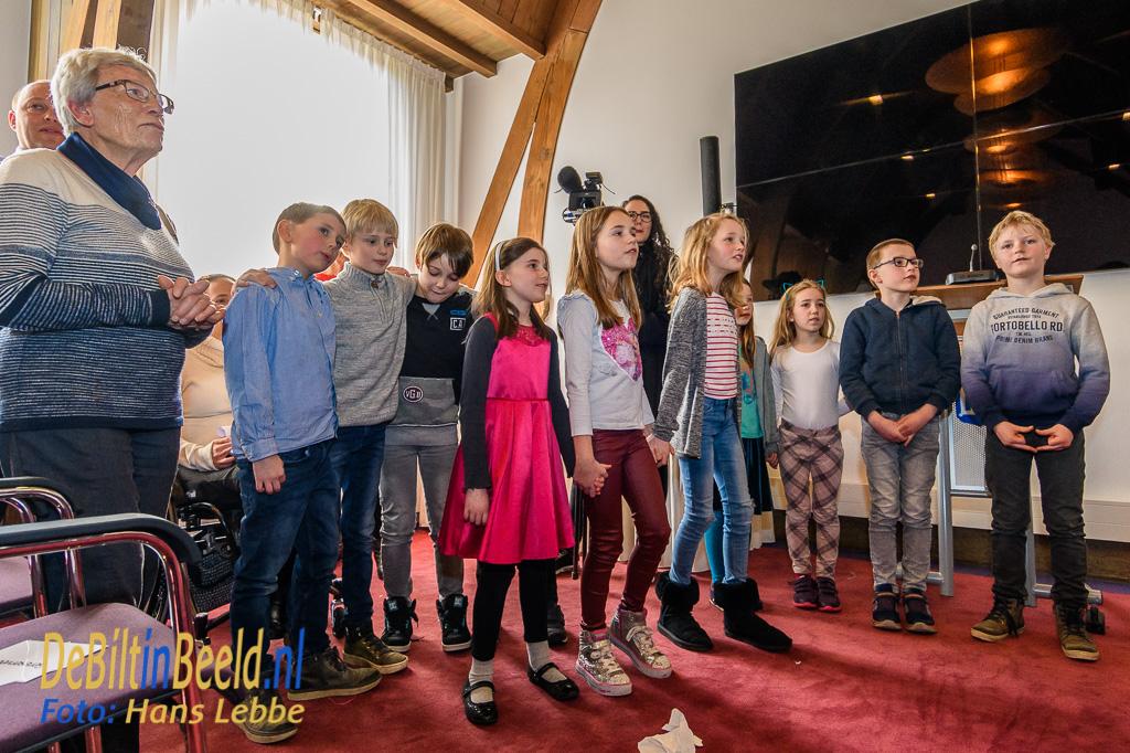 Mathildedag 2018 De Bilt Dag van de vrijwilliger