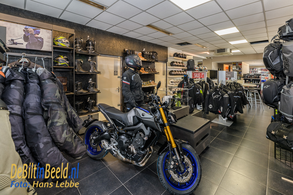 RB Motoren De Bilt Nieuwe Showroom