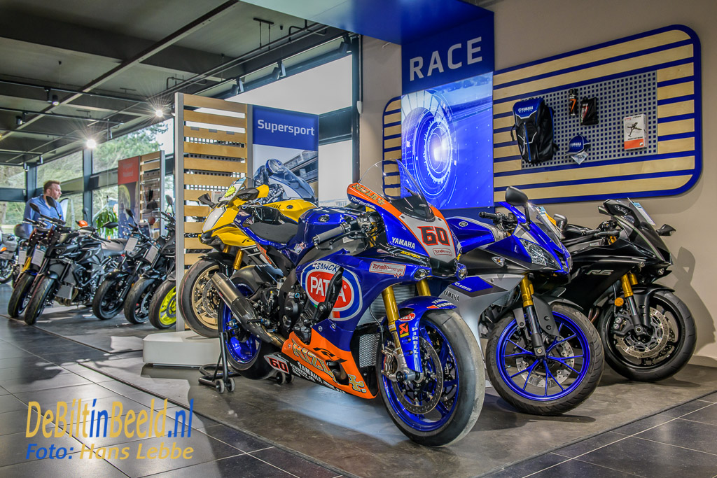 RB Motoren opening showroom 3 maart 2018