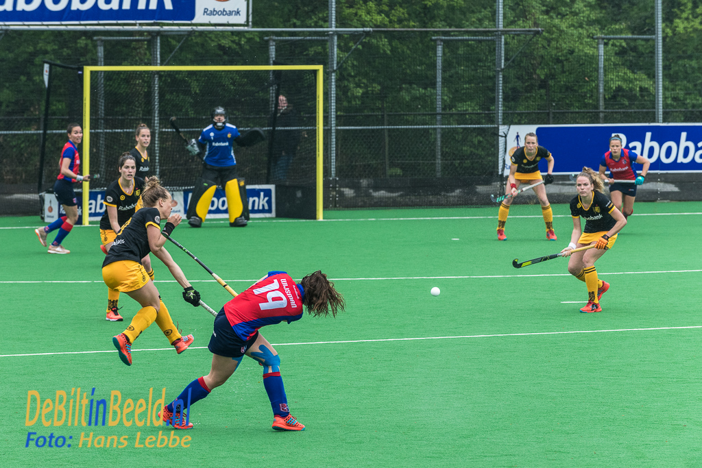 Hockey Play-0ff SCHC - Den Bosch