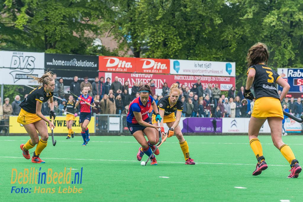 Hockey Play-0ff SCHC - Den Bosch Dames Hoofdklasse