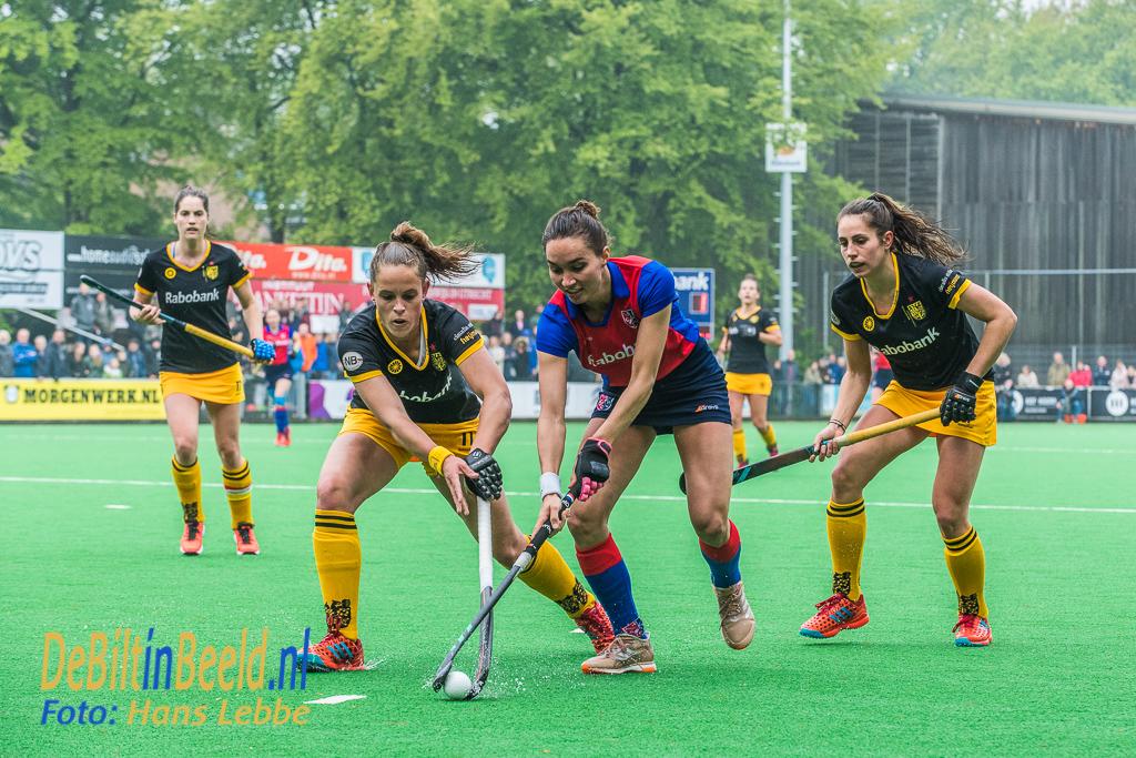 Hockey Play-0ff SCHC - Den Bosch Hoofdklasse Dames