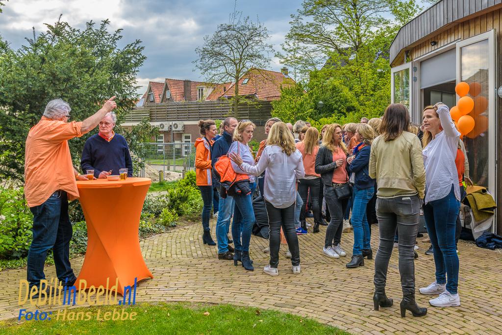 Koningsdag Bilthoven 2018 Kings Jazz & Lounge