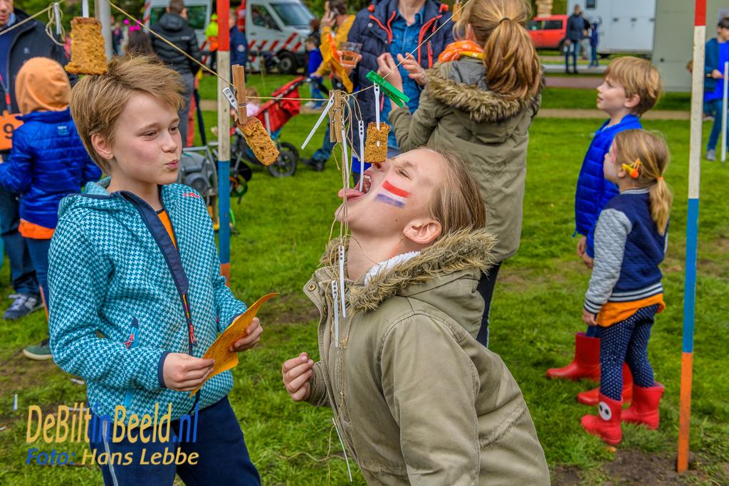 Koningsdag Bilthoven 2018