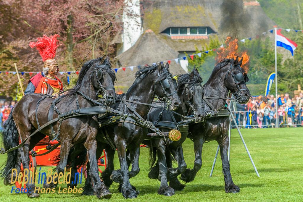 Koningsdag Bilthoven 2018 Oranjeconcours