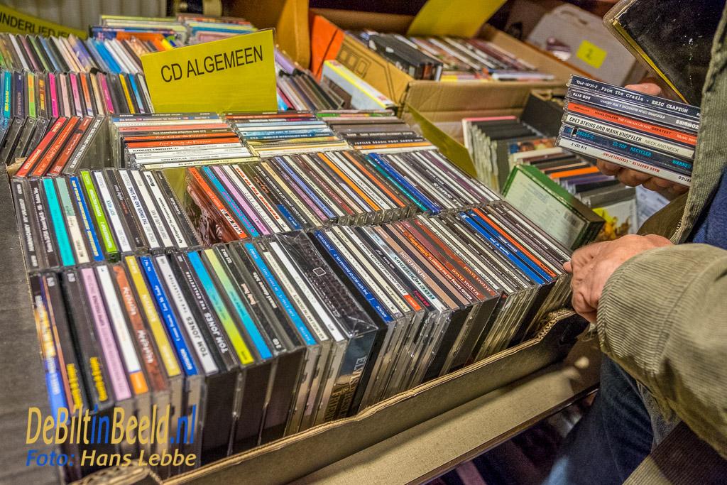 WVT Boekenbeurs en CD Beurs