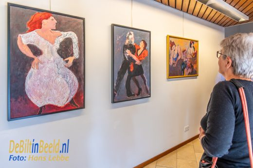 BeeKk expositie in de Traverse Jagtlust Bilthoven