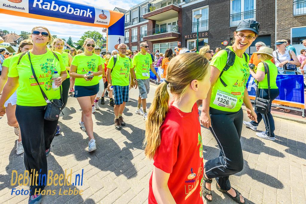 Rabobank ALS Lenteloop 2018 Bilthoven