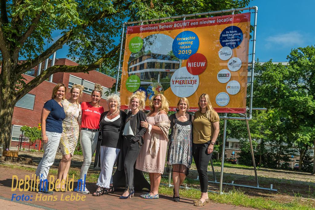 Kinderopvang t-Mereltje Nieuwbouw Julianalaan Bilthoven