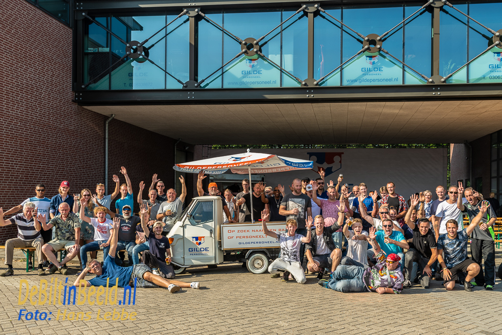De medewerkers van GILDE Personeel wensen iedereen een plezierige zomervakantie!