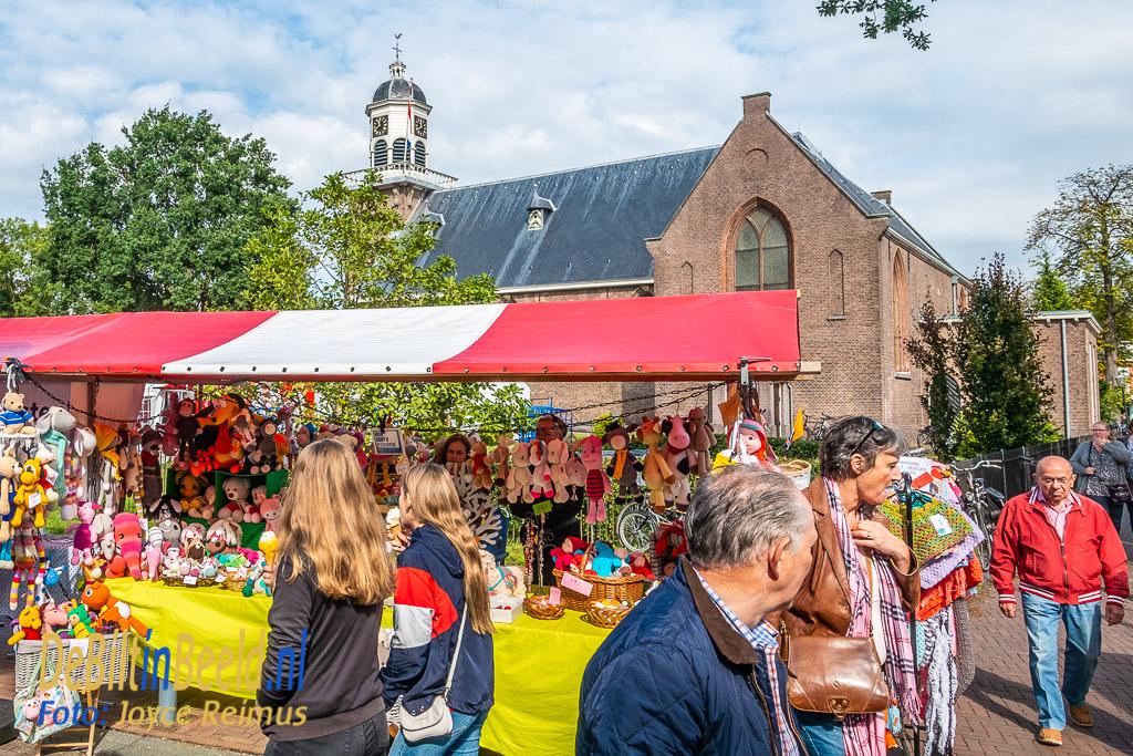Markt- en Oldtimerdag De Bilt 2018