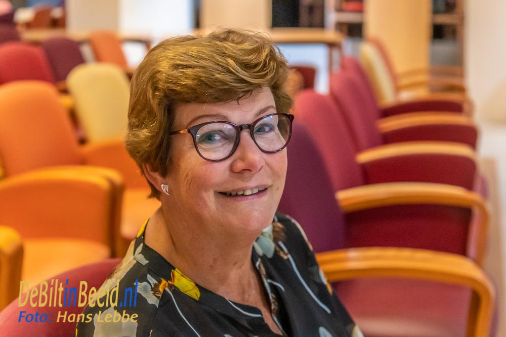 Hanneke Brosi Afscheid Wijkraad De Leyen