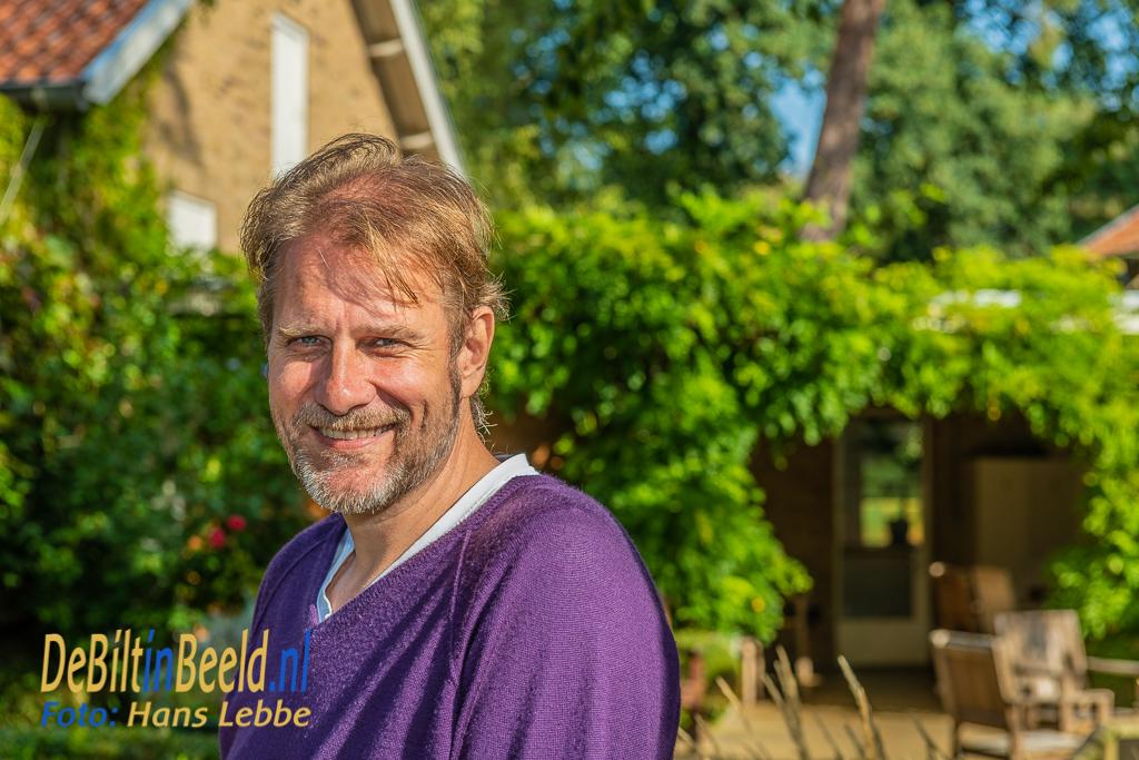 MENS De Bilt Anco Wientjes Leendert Mees Huis Vrijwilliger in Beeld