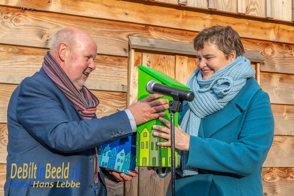 Opening nieuwe gebouwen Kinderboerderij De Schaapskooi