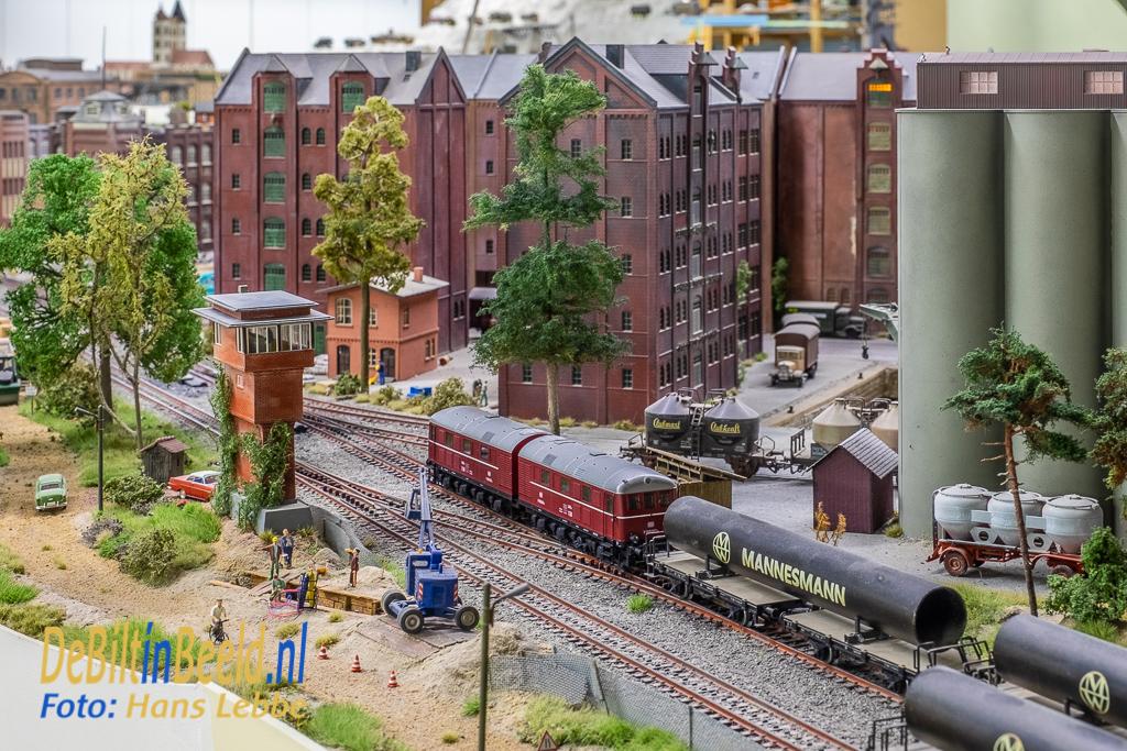 STOMM Rijdag 2018 Bilthoven Modeltreinen