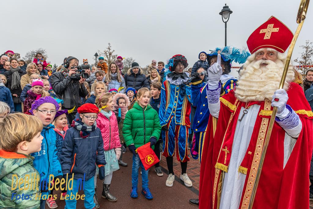 Sinterklaas Intocht Bilthoven-Centrum
