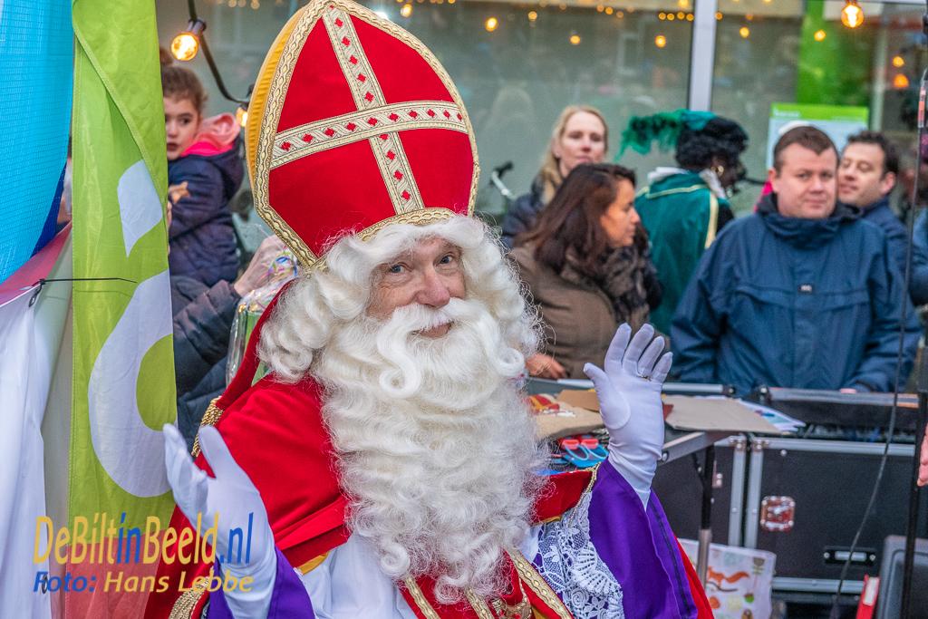 Sinterklaas Intocht De Bilt Het Oude Dorp