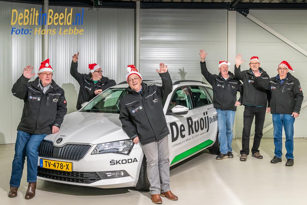 Autobedrijf De Rooij De Bilt Bilthoven Chauffeursteam