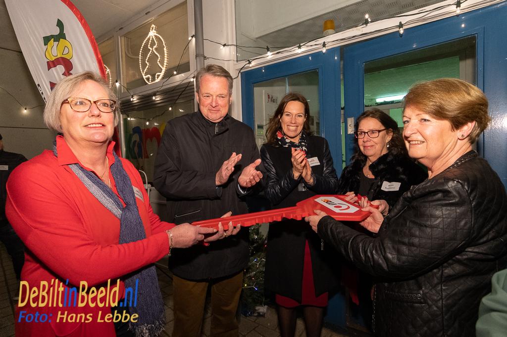 SSW Opening Buurtkamer Komentenlaan Bilthoven