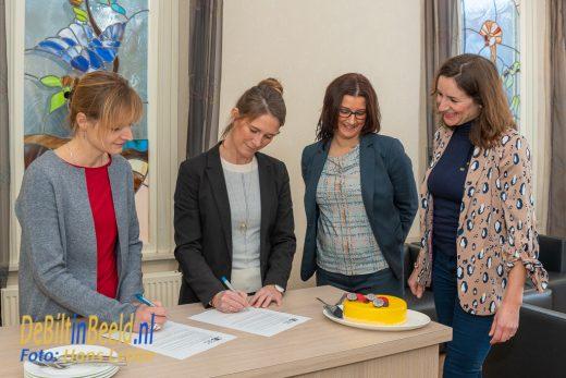 Samen voor De Bilt Partnerschap Tap DELA Bilthoven