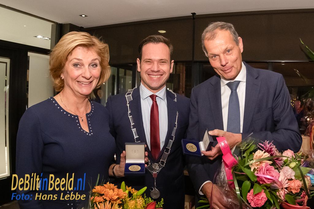 Van der Valk Hotel Utrecht De Bilt afscheid Els en Klaas van der Valk