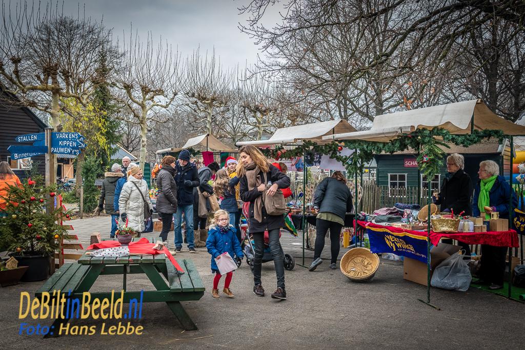 Winterfair Kinderboerderij De Schaapskooi