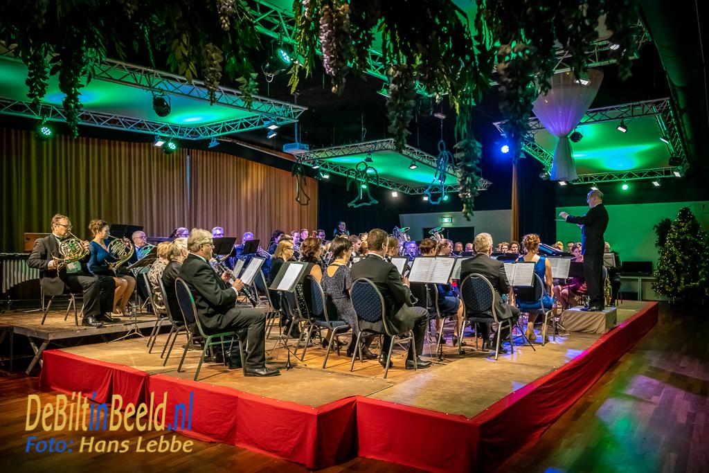 Nieuwjaarsconcert KBH HF Witte De Bilt