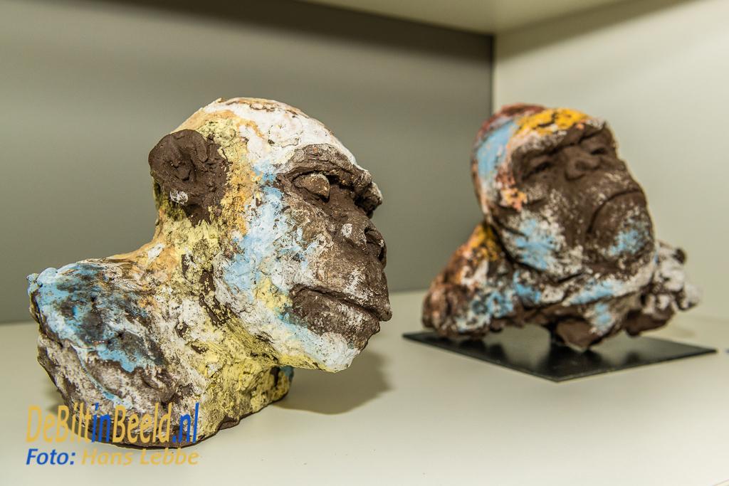 Galerie Mi Opening expositie door burgemeester Potters De Bilt