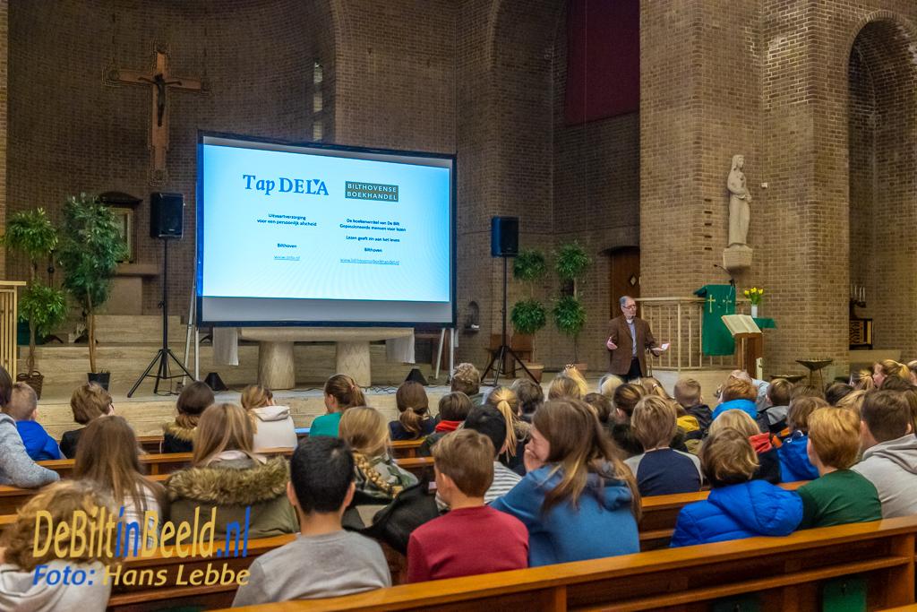 Tap DELA Filmfestival Polleke Michaelkerk De Bilt