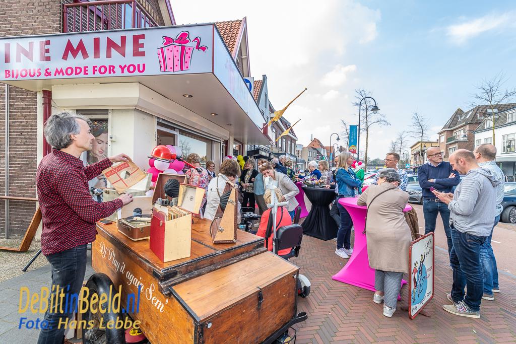 IneMine Bilthoven Opening Julianalaan