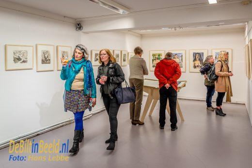 Kunst in de Kelder met Jeroen Hermkes Bilthoven