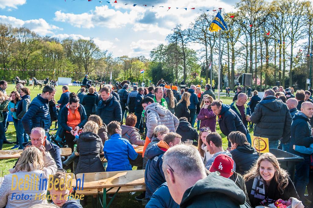 Koningsdag 2017 Jagtlust Bilthoven De Bilt