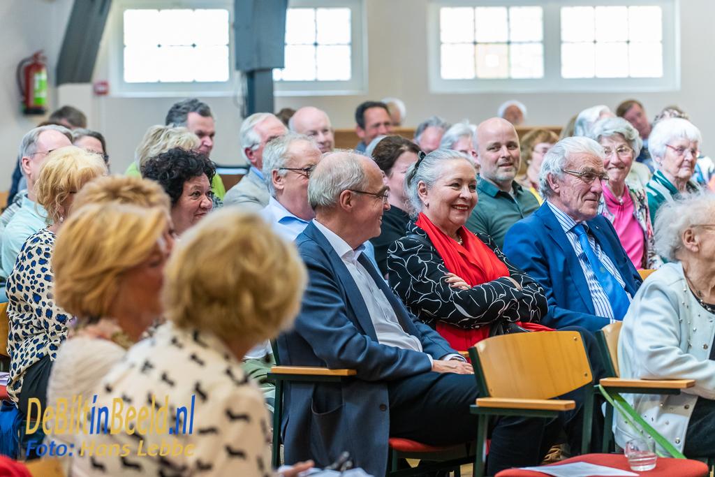 Klaas van der Valk Preek van de Leek Centrumkerk Bilthoven